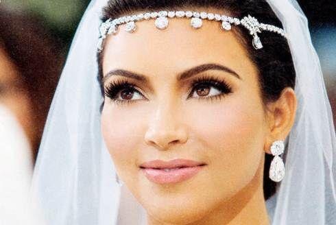 trucco-sposa-kim-kardashian